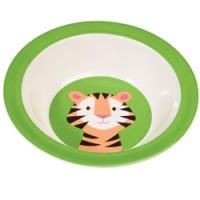 bowl tijger in melamine