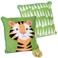 speels kussen tijger 30 x 30 cm