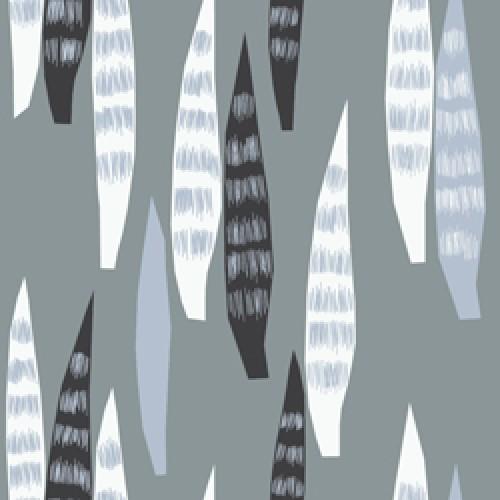 Lavmi-stijlvol behangpapier tenura-tenura grey-9130