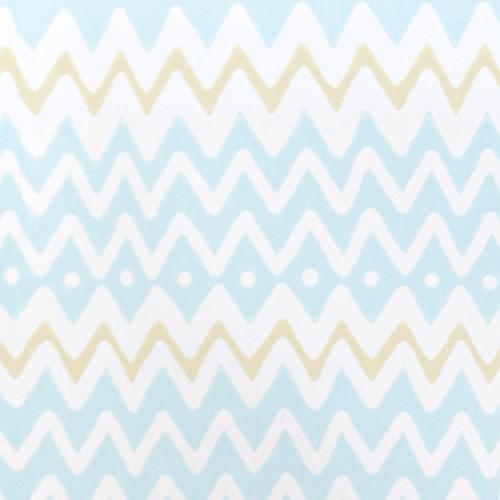 Majvillan-origineel zweeds behangpapier-tomoko turquoise-9268