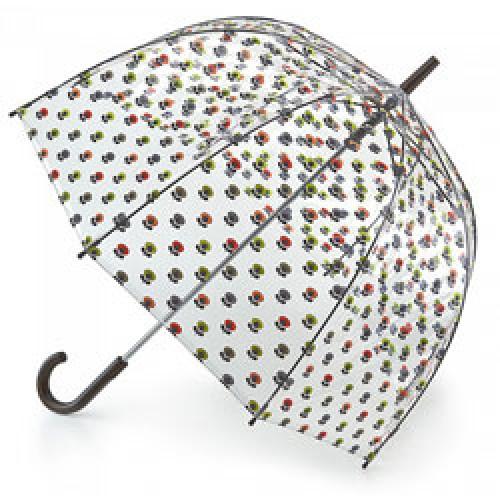 Orla Kiely-prachtige birdcage paraplu orla kiely-multi flower oval-9271