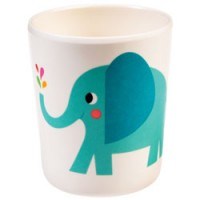 bekertje olifant in melamine