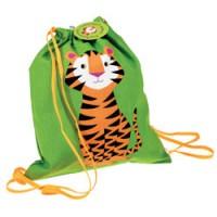mooie plunjezak tijger
