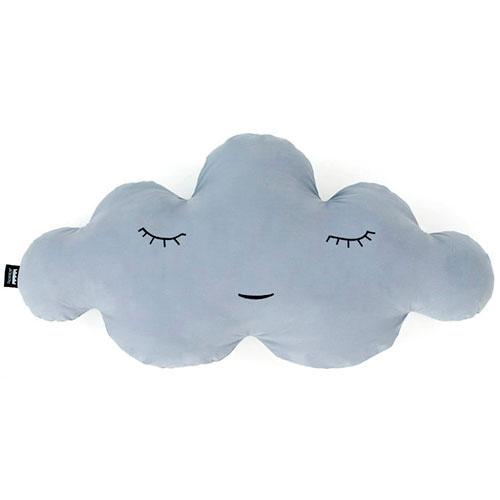 Paparajote-schattig wolken kussen medium-paloma grijs medium-9670