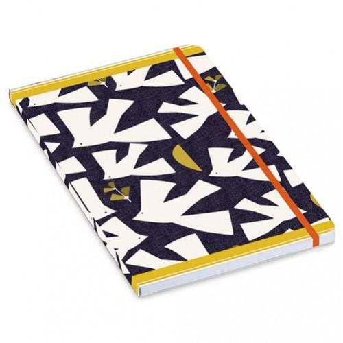 mr and mrs clynk joli carnet de note oiseaux prod9817 fr. Black Bedroom Furniture Sets. Home Design Ideas