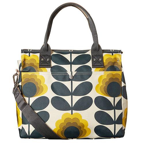 Orla Kiely-stijlvolle handtas summer flower-summer flower sunshine-9824