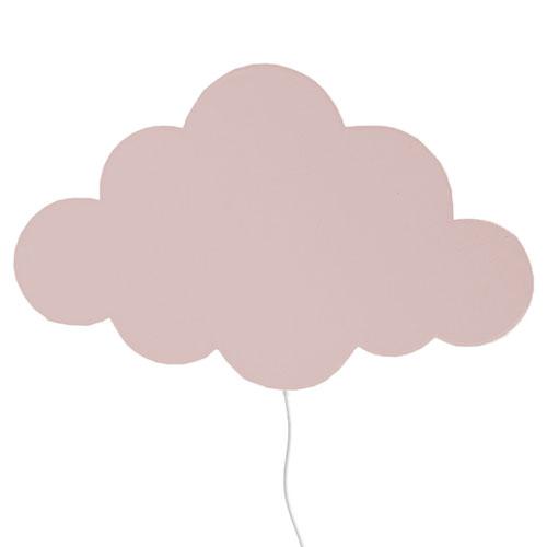 Ferm Living-houten wandverlichting cloud-wolk rose-9840