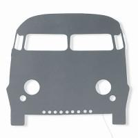 houten wandverlichting car