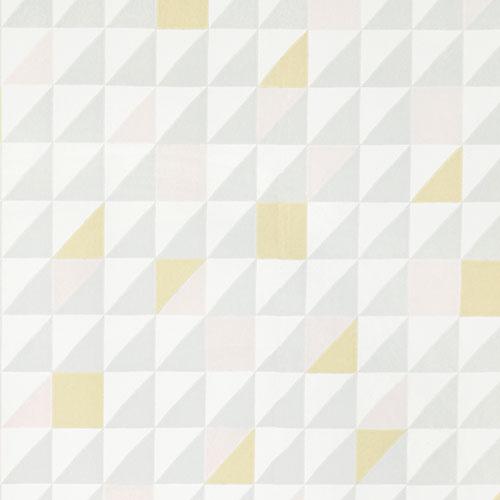 Majvillan-origineel zweeds behangpapier-katinka pink yellow-9881