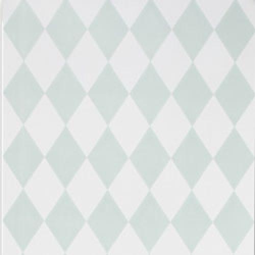 Ferm Living-stijlvol deens behangpapier-harlequin mint-prod3066-nl