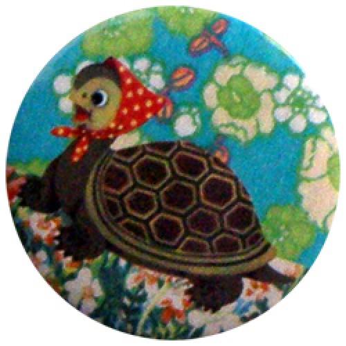 Froy en Dind-hippe retro badge-schildpad-2766