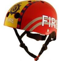 hippe fietshelm fire MEDIUM