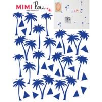 mini muursticker palmboompjes