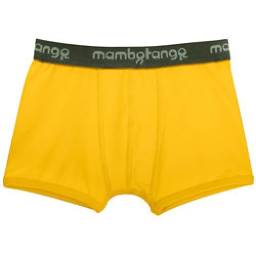 Mambo Tango-stoere gele boxer voor jongens-geel 2 jaar-4445