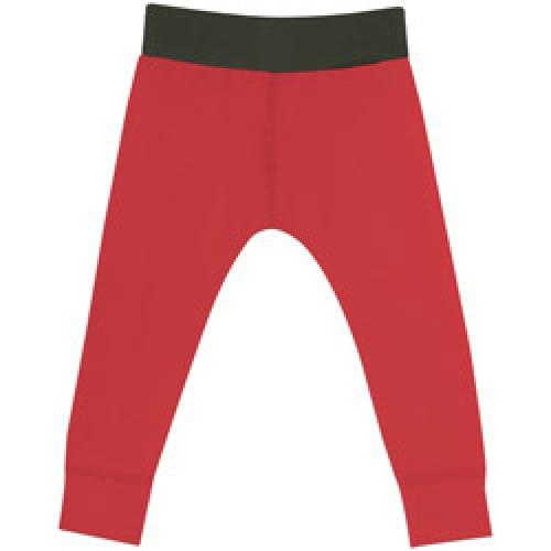 Mambo Tango-rode mambo pants baby-rood 74-4355