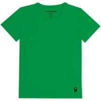 groene kids t shirt met korte mouw