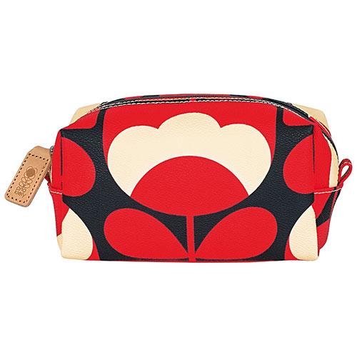 Orla Kiely-kleurrijke make-up tas spring bloom-spring bloom-10081