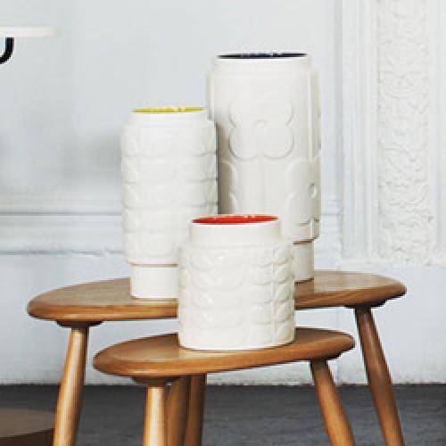 Orla Kiely Vases Vase And Cellar Image Avorcor