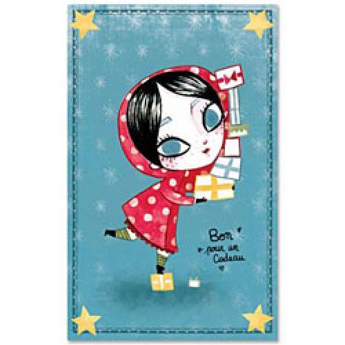 La Marelle Editions-kleine wenskaart cadeau-cadeau adolie day 1-6371