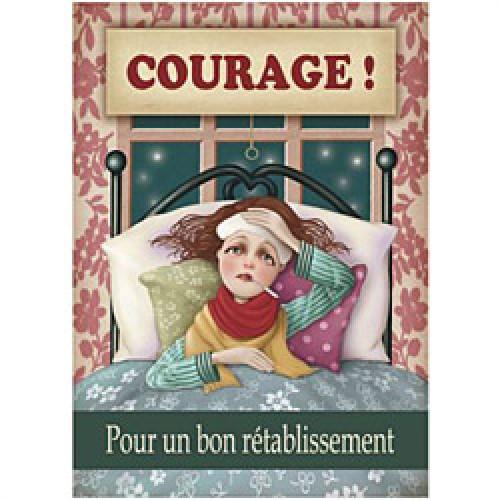 La Marelle Editions-themakaart Nina De San-courage-5512