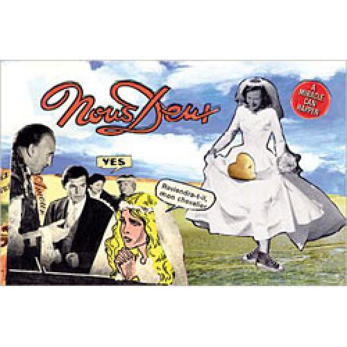 La Marelle Editions-kleine wenskaart la marelle-huwelijk-2628