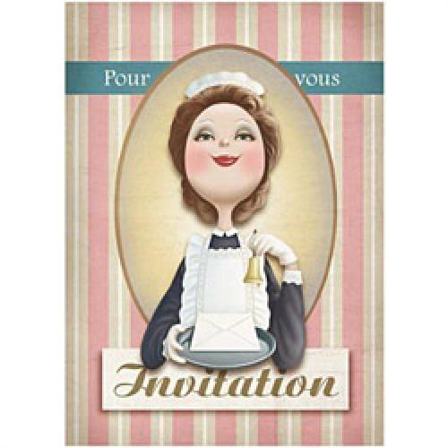 La Marelle Editions-themakaart Nina De San-invitation-5516