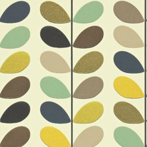 Orla Kiely-orla kiely behang multi stem-multi stem seagreen-5372
