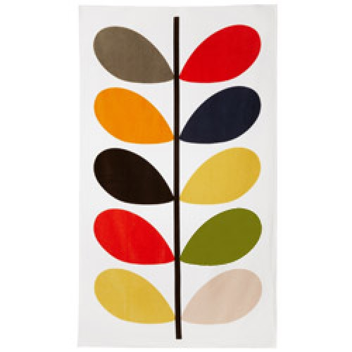 Orla Kiely-kleurrijk strandlaken multi stem-mutli stem-4737